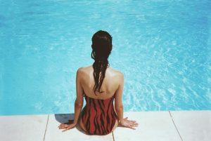 czy na basenie można schudnąć